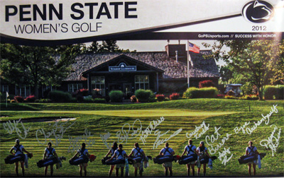 Penn state Womens Golf
